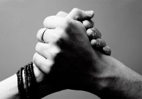 Крепкое Пожатие рук