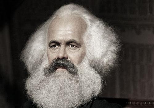 Автор выражения - Карл Маркс