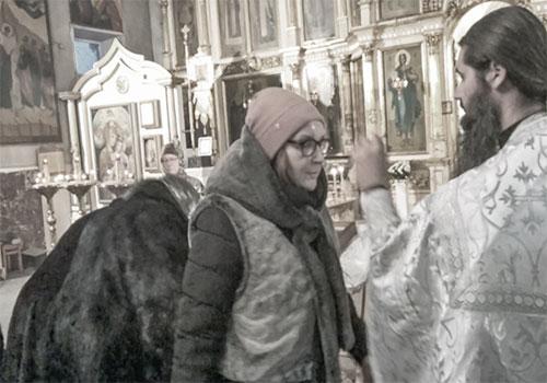 Молитвы во время великого поста