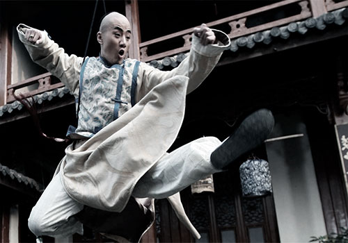 Китайский вид боя