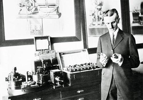 Изобретатель электричества Тесла