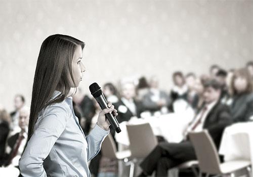 Невольные высказывания оратора