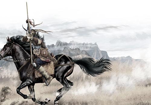 Воинствующие народы завоеватели
