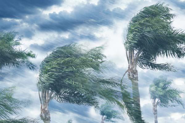 Сильный тропический муссон