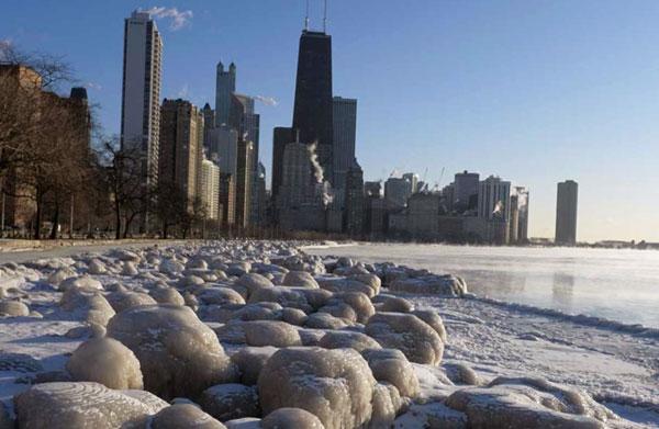 Погода в Чикаго летом