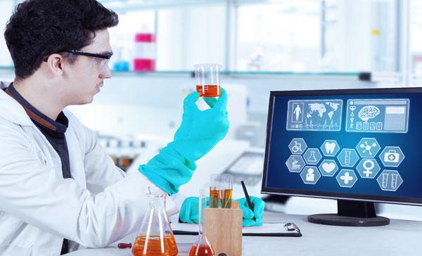 работа на производстве или в фармацевтике