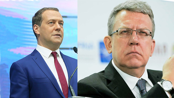 Кудрин и Медведев - либералы?
