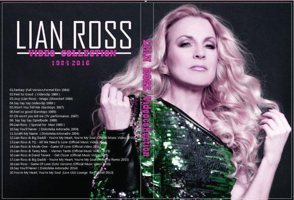 Лианн Росс (Lian Ross ) - биография