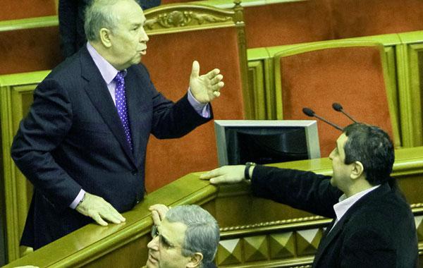 Украинские дебаты в Раде