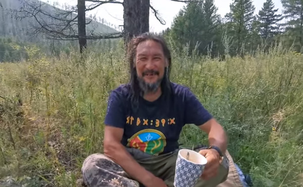 Александр Габышев в походе на Москву