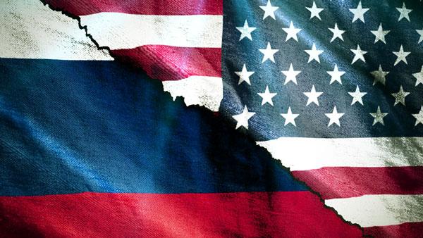 Противостояние Росии и США !