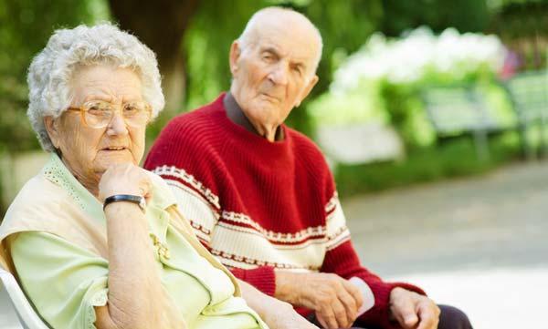 Положительные моменты старости