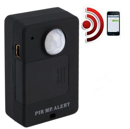 Беспроводная мини GSM-сигнализация