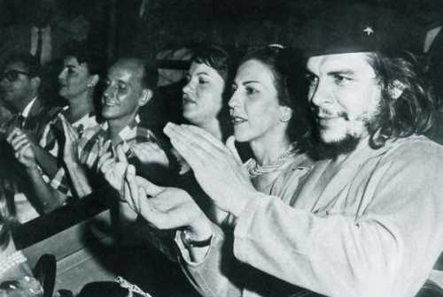 Че Гевара перед смертью