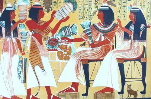 Египтяне сыроеды