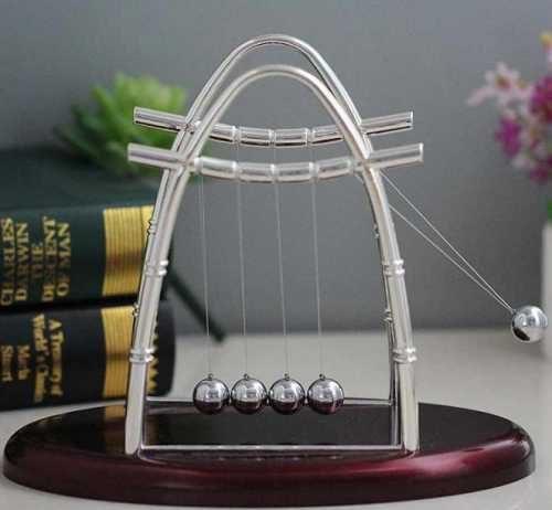 Кинетический маятник Ньютона