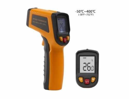 Пирометр – лазерный измеритель температуры