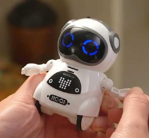 арманный говорящий мини-робот