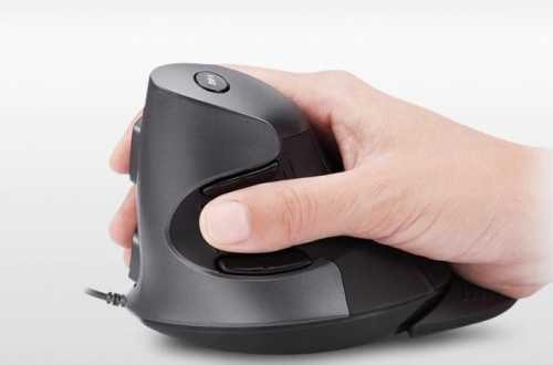 вертикальная мышь для компьютера и ноутбука