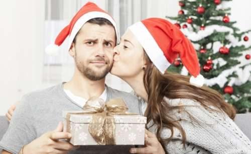 Не рад подарку парень на Новый год 2020 (1)