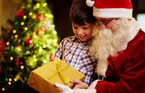 Что можно попросить у Деда Мороза (2)