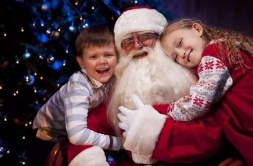 Что можно попросить у Деда Мороза (3)