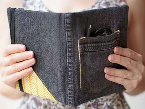 Апсайклинг одежды: карман
