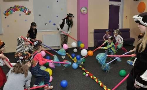 Детские конкурсы на Новый год!
