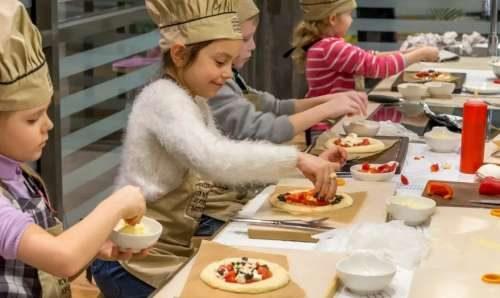 Детские кулинары на Новый год