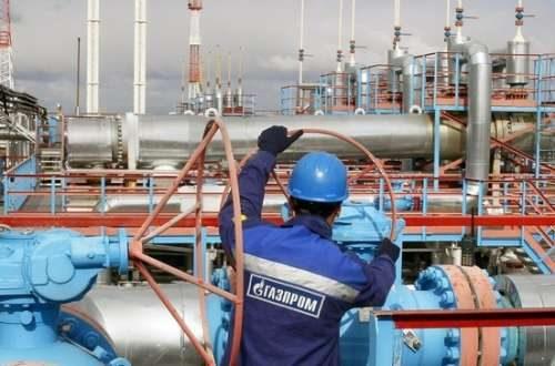 Газпром перекрывает газ Украине