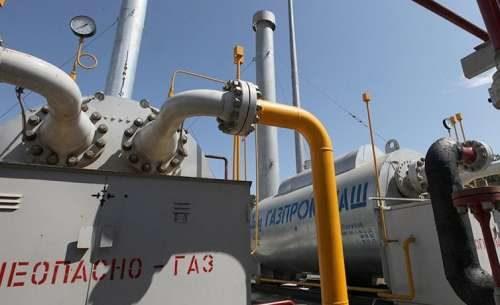 Нафтогаз и из резервуары