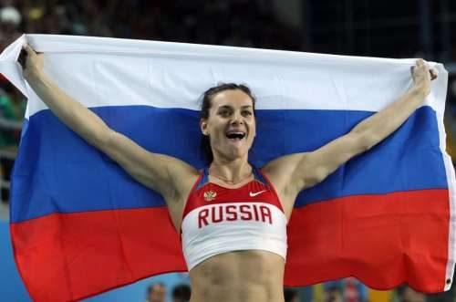 российский спорт победит!