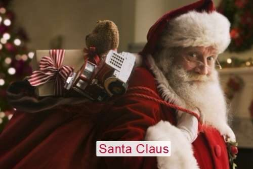 Santa Claus Виргиния