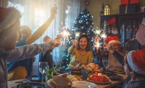 встреча нового года рецепт счастья