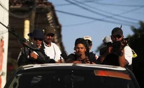 боевики в мексике