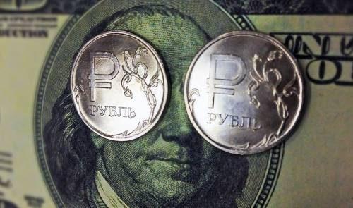 Франклину рубли закрыли глаза