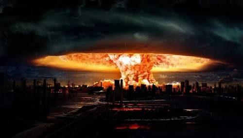 Ядерный взрыв в мире