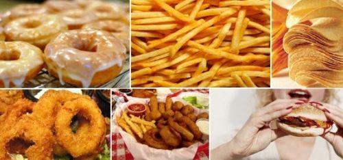 Канцерогены   список продуктов