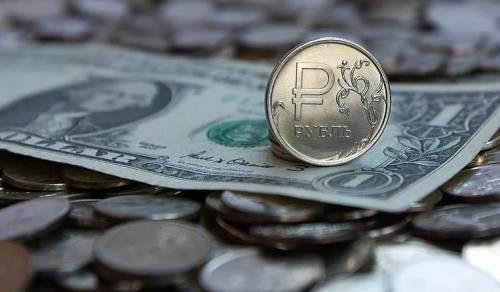 куры доллара и рубля 2020