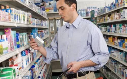 Покупка в аптеке Фенибута
