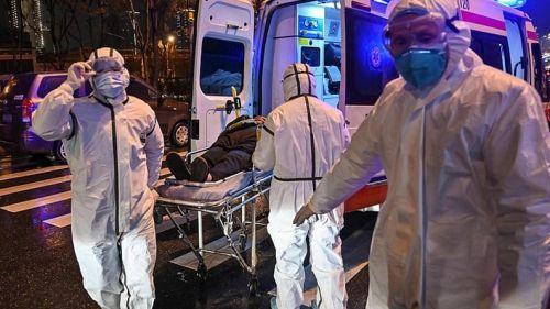 Вирус Китайский смертельный