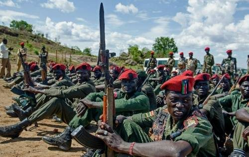 война в кении