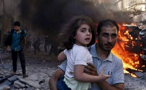 война в сирии сейчас