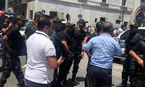 война в тунисе 2020