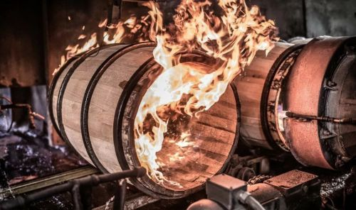 бочки бурбон изготавливают обжигают