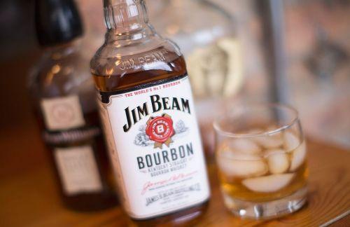 бурбон виски Джим Бим
