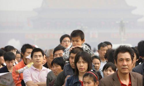 Численность китайцев
