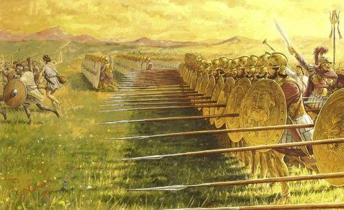древний рим римская армия