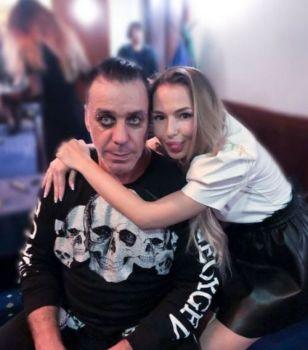 «русских Наташек» из порно клипов Линдеманна