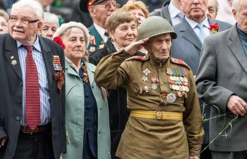 Дедушка герой Войны